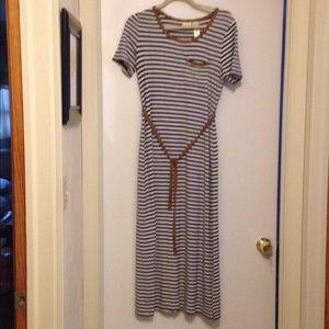Chicos long dress